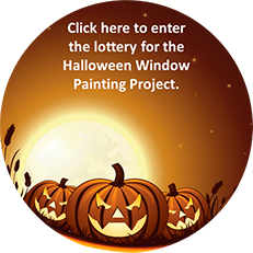 Halloween Window Lottery